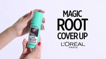 L'Oreal Paris Magic Root Cover Up TV Spot, 'Unexpected Video Call' Featuring Eva Longoria - Thumbnail 4