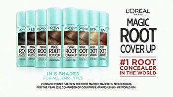 L'Oreal Paris Magic Root Cover Up TV Spot, 'Unexpected Video Call' Featuring Eva Longoria - Thumbnail 9