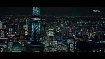 Ministry of Foreign Affairs Japan TV Spot, 'Safe and Secure Olympic Games' Feat. Tomoa Narasaki - Thumbnail 1