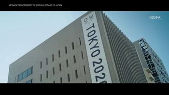 Ministry of Foreign Affairs Japan TV Spot, 'Safe and Secure Olympic Games' Feat. Tomoa Narasaki - Thumbnail 5