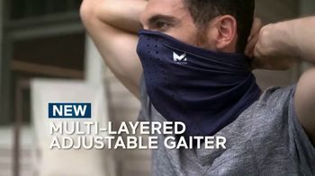 Mission All-Season Adjustable Gaiter TV Spot, 'Covered and Comfortable' Featuring Serena Williams, Dwayne Wade, Drew Brees - Thumbnail 2