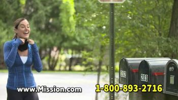 Mission All-Season Adjustable Gaiter TV Spot, 'Covered and Comfortable' Featuring Serena Williams, Dwayne Wade, Drew Brees - Thumbnail 7