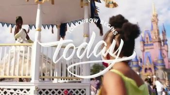 Disney World TV Spot, 'Tomorrow Begins Today: Something Special' Song by Rex Allen - Thumbnail 10