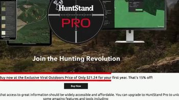 HuntStand Pro TV Spot, 'Viral Outdoors: Map Out Your Hunt' - Thumbnail 6