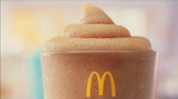 McDonald's Frozen Drinks TV Spot, 'Treat Yourself' - Thumbnail 1