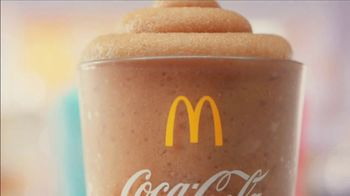 McDonald's Frozen Drinks TV Spot, 'Treat Yourself' - Thumbnail 2