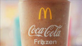 McDonald's Frozen Drinks TV Spot, 'Treat Yourself' - Thumbnail 3