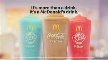 McDonald's Frozen Drinks TV Spot, 'Treat Yourself' - Thumbnail 5