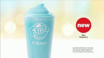 McDonald's Frozen Drinks TV Spot, 'Treat Yourself' - Thumbnail 6