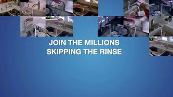 Finish Quantum TV Spot, 'Skip the Rinse to Save Water' - Thumbnail 10