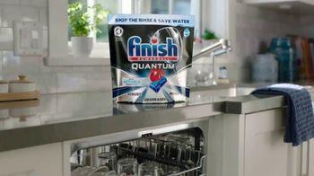 Finish Quantum TV Spot, 'Skip the Rinse to Save Water' - Thumbnail 8