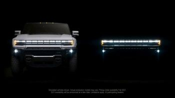 GMC Hummer EV SUV TV Spot, 'Anticipation' Song by Karen O, Trent Reznor [T1] - 3 commercial airings