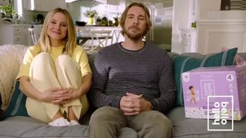 Hello Bello TV Spot, 'Good For Babies, Good For Budgets' Featuring Kristen Bell, Dax Shepard - 761 commercial airings