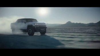 GMC Hummer EV SUV TV Spot, 'Imagine: Redefine' Song by Karen O, Trent Reznor [T1] - 2 commercial airings