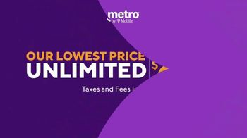 Metro by T-Mobile TV Spot, 'Zero Fees to Switch: Four Free Samsung Galaxy and MLB TV' - Thumbnail 4