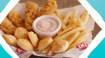 Dairy Queen Chicken and Biscuits Basket TV Spot, 'Mini Celebration' - Thumbnail 9