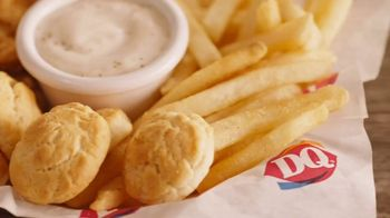 Dairy Queen Chicken and Biscuits Basket TV Spot, 'Mini Celebration'
