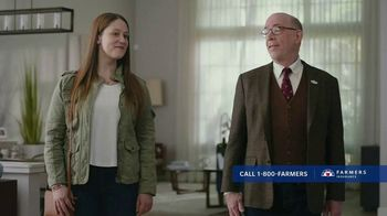 Farmers Insurance Policy Perks TV Spot, 'Phone It In: Cereal' Featuring J.K. Simmons - Thumbnail 1