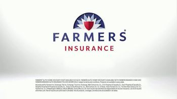 Farmers Insurance Policy Perks TV Spot, 'Phone It In: Cereal' Featuring J.K. Simmons - Thumbnail 10