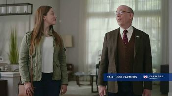 Farmers Insurance Policy Perks TV Spot, 'Phone It In: Cereal' Featuring J.K. Simmons - Thumbnail 2