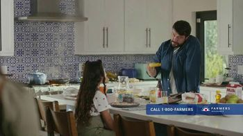 Farmers Insurance Policy Perks TV Spot, 'Phone It In: Cereal' Featuring J.K. Simmons - Thumbnail 4