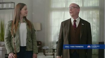 Farmers Insurance Policy Perks TV Spot, 'Phone It In: Cereal' Featuring J.K. Simmons - Thumbnail 7