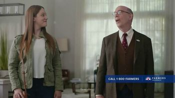 Farmers Insurance Policy Perks TV Spot, 'Phone It In: Cereal' Featuring J.K. Simmons - Thumbnail 8