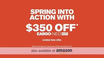 Eargo TV Spot, 'Spring Into Action: $350 Off' - Thumbnail 9