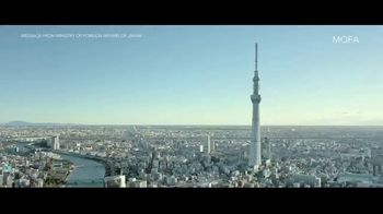 Ministry of Foreign Affairs Japan TV Spot, 'Olympic Games Infection Prevention Measures' - Thumbnail 1