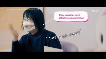 Ministry of Foreign Affairs Japan TV Spot, 'Olympic Games Infection Prevention Measures' - Thumbnail 9