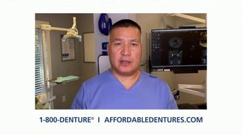 Affordable Dentures TV Spot, 'Did You Know?' - Thumbnail 4