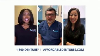 Affordable Dentures TV Spot, 'Did You Know?' - Thumbnail 6