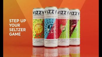 Vizzy Hard Seltzer TV Spot, 'Step Up' Song by Kungs