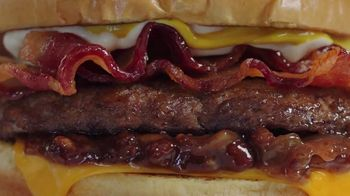 Sonic Drive-In Bacon Jam Cheeseburger TV Spot, 'This Burger Saves Relationships'