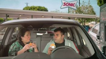 Sonic Drive-In Bacon Jam Cheeseburger TV Spot, 'This Burger Saves Relationships' - Thumbnail 1