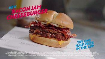 Sonic Drive-In Bacon Jam Cheeseburger TV Spot, 'This Burger Saves Relationships' - Thumbnail 9