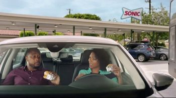 Sonic Drive-In Bacon Jam Cheeseburger TV Spot, 'The First Rule' - Thumbnail 1