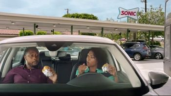 Sonic Drive-In Bacon Jam Cheeseburger TV Spot, 'The First Rule' - Thumbnail 2