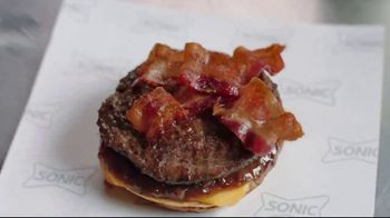 Sonic Drive-In Bacon Jam Cheeseburger TV Spot, \'The First Rule\'
