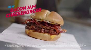 Sonic Drive-In Bacon Jam Cheeseburger TV Spot, 'The First Rule' - Thumbnail 7