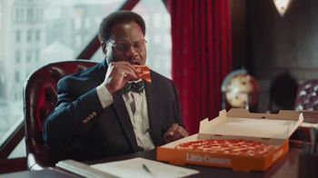 Little Caesars Pizza TV Spot, 'Big Pizza: Questions' - Thumbnail 3