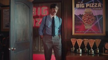 Little Caesars Pizza TV Spot, 'Big Pizza: Questions' - Thumbnail 4
