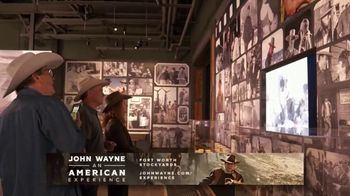 John Wayne Enterprises TV Spot, 'John Wayne: An American Experience: Legend' - Thumbnail 4