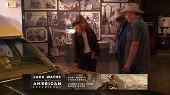 John Wayne Enterprises TV Spot, 'John Wayne: An American Experience: Legend' - Thumbnail 5