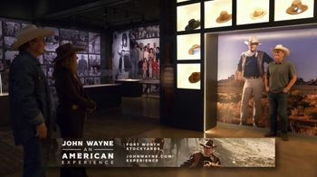 John Wayne Enterprises TV Spot, 'John Wayne: An American Experience: Legend' - Thumbnail 6
