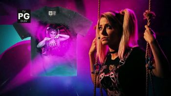 WWE Shop TV Spot, 'Endless Possibilities: Save 20% Off Championship Titles and 40% Off Tees' Song by Command Sisters - 5 commercial airings