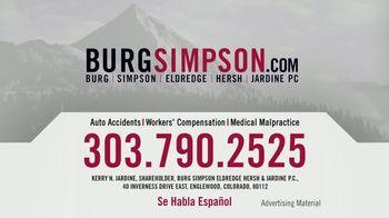 Burg Simpson TV Spot, 'Accident?' - Thumbnail 6