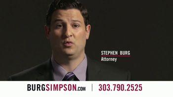 Burg Simpson TV Spot, 'Accident?' - Thumbnail 3