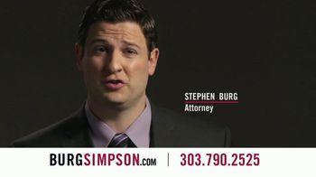 Burg Simpson TV Spot, 'Accident?' - Thumbnail 4