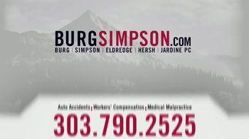 Burg Simpson TV Spot, 'Accident?' - Thumbnail 5